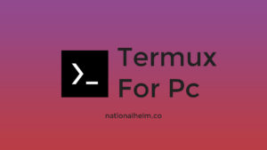 termux for pc