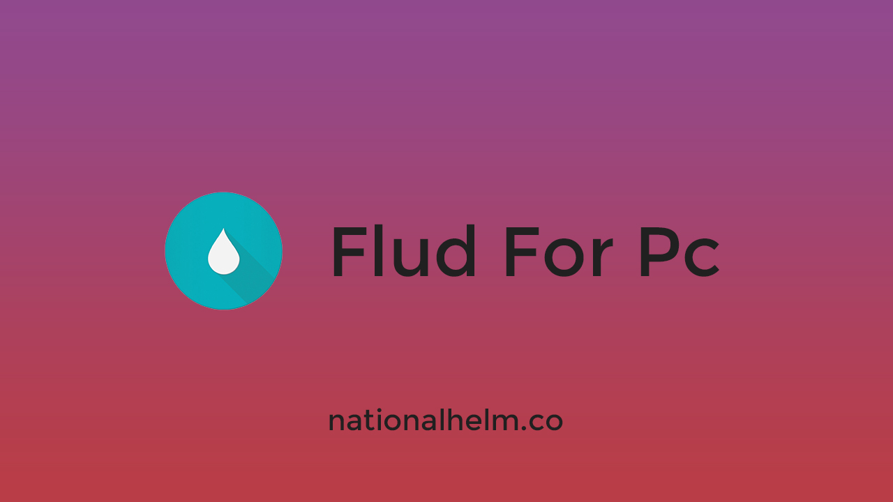 Flud For Pc